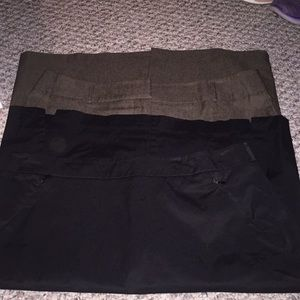 Two New York and Company skirts